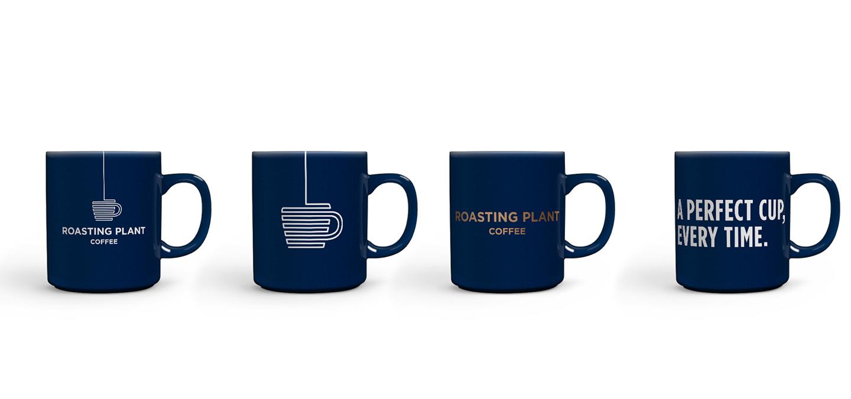 Roasting Plant Mugs