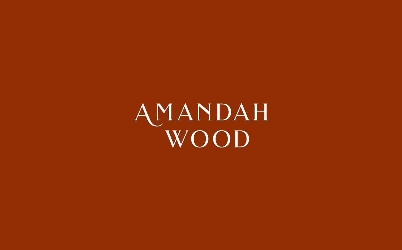 Amandah-Wood-Logo-Design