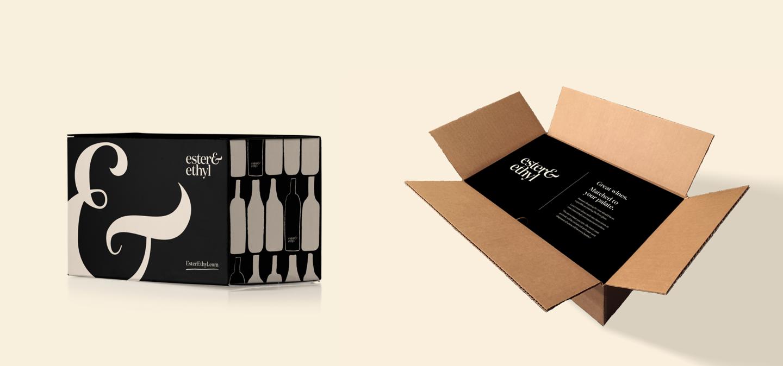 E&E packaging